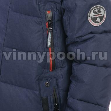 Зимняя куртка KIKO для мальчика ГЛЕБ (синий), 9-14 лет