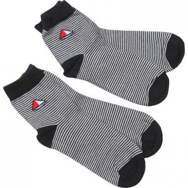 Носки RuSocks для мальчика с рисунком 2 пары (серый/черный), 1-7 лет