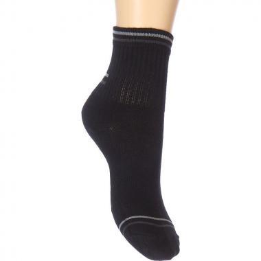 Хлопковые носки REWON для мальчика с рисунком (черные), 5-10 лет