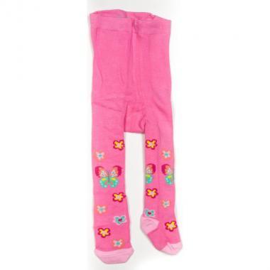 Колготы Pattino Kids для девочки (розовые), 3 мес-4года