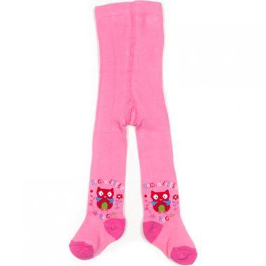 Колготы Pattino Kids для девочки (розовый), 3 мес-2 года