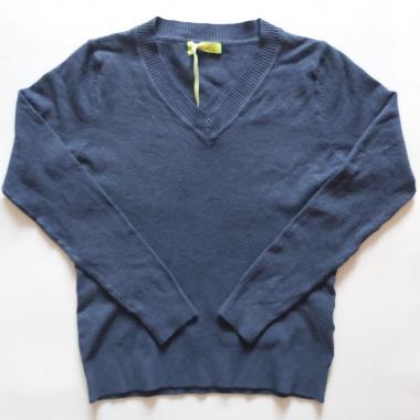 Джемпер для мальчика (синий), 6-10 лет