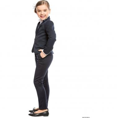 Пиджак для девочки CHARMANTE (синий), 7-15 лет