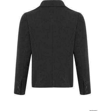 Пиджак для девочки CHARMANTE (черный), 7-15 лет