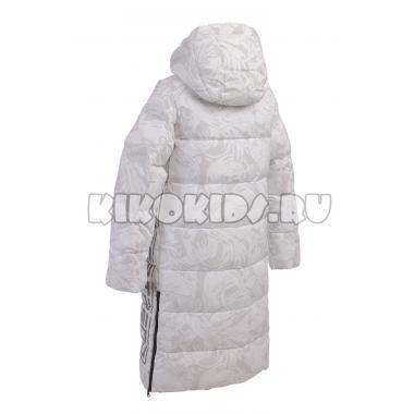 Зимнее пальто KIKO для девочки ЛИДИЯ (белый), 11-15 лет