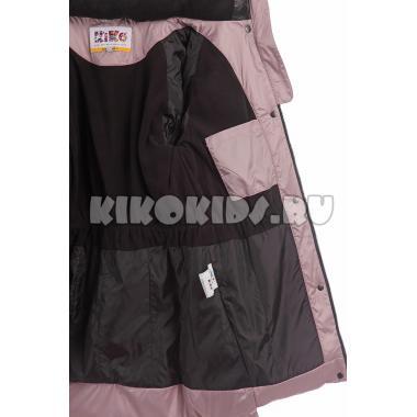 Зимнее пальто KIKO для девочки ИРАИДА (розовый), 10-14 лет