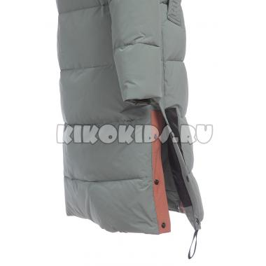 Зимнее пальто KIKO для девочки МАРТА (ментол), 9-14 лет