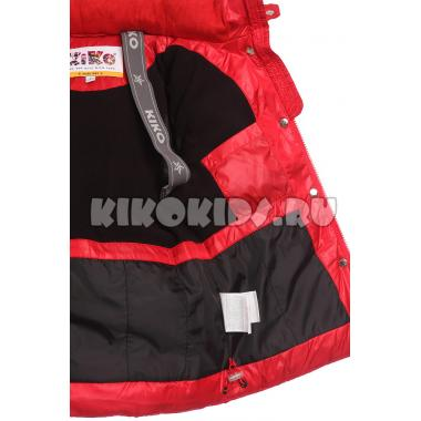 Купить Зимний комплект Kiko для девочки АМАНДА (красный), 3-8 лет