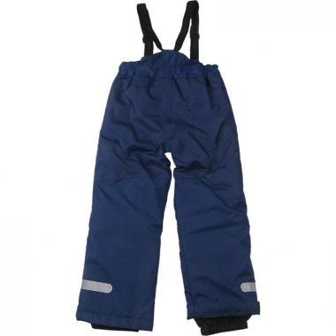 Зимние утепленные брюки Lassie для мальчика (синие), 6-10 лет