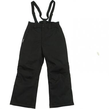 Зимние брюки Lassie для мальчика (черные), 7-10 лет