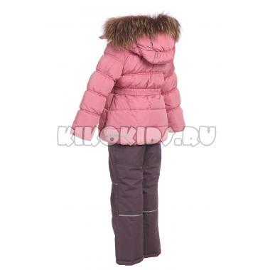 Купить Зимний комплект Kiko для девочки ВИОРИКА (розовый), 1-6 лет