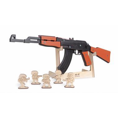 Резинкострел в сборе ARMA Автомат окрашенный