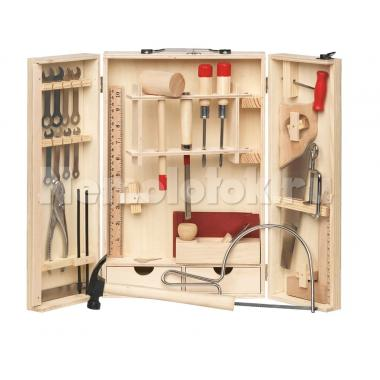 Игровой набор инструментов для начинающих Pebaro (462)