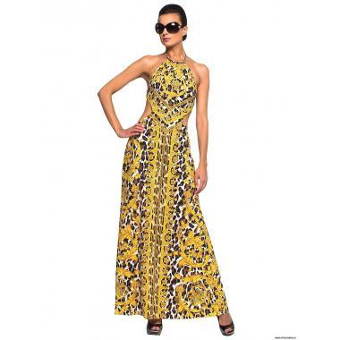 Платье пляжное WQ 031609 LG Emerald