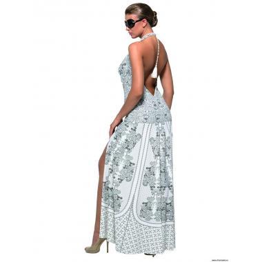 Платье пляжное WQ111508 LG Landeline