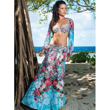 Пляжная юбка + рукава WY291507 Lamberta