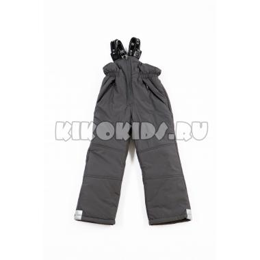 Зимние брюки Kiko на тинсулейте подростковые (серый), 9-14 лет