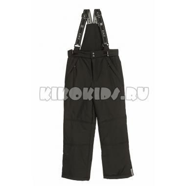 Зимние брюки на тинсулейте Kiko (черный), 9-14 лет