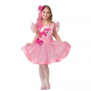 """Детский карнавальный костюм """"Пинки Пай"""", 4-9 лет"""