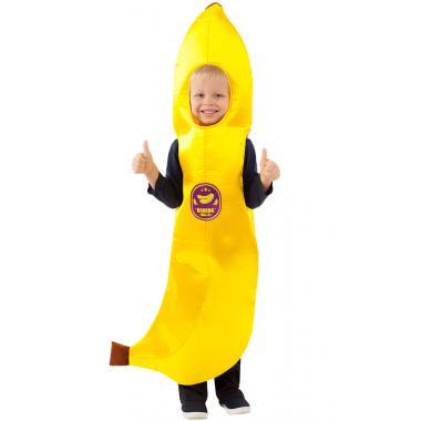 """Детский карнавальный костюм """"Банан"""", 5-7 лет"""