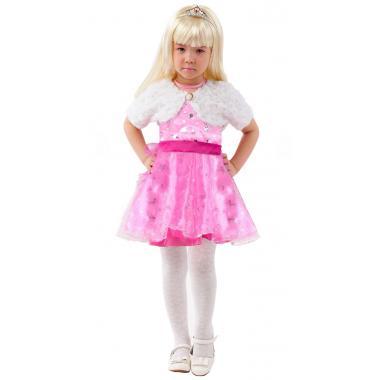 """Детский карнавальный костюм """"Барби"""", 5-9 лет"""