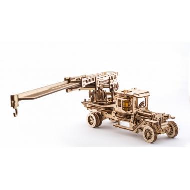 3D-пазл механический Ugears - Пожарная лестница