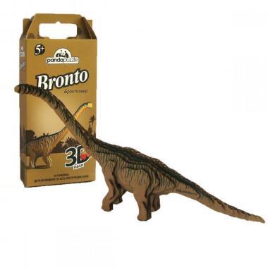 3D-ПАЗЛ «Бронтозавр». Возраст: 5+