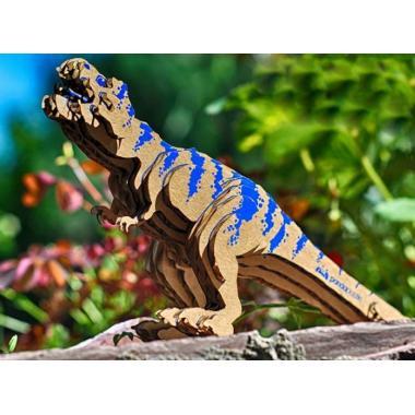 3D-ПАЗЛ «Тираннозавр». Возраст: 5+