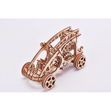 Механический 3D-пазл из дерева Wood Trick Багги
