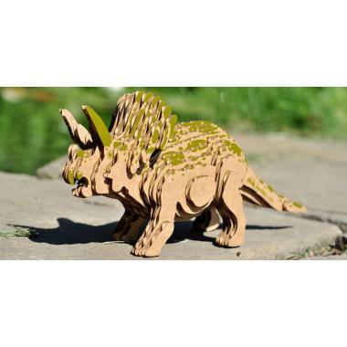 3D-ПАЗЛ «Торозавр». Возраст: 5+