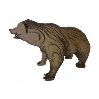 3D-ПАЗЛ «Медведь». Возраст: 5+