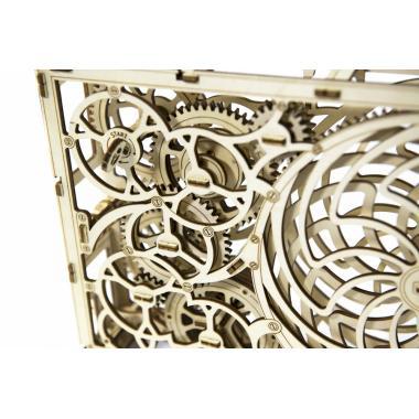 3D-пазл механический Wooden.City Кинетическая картина