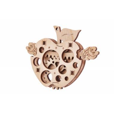 Набор 3D пазлов из дерева Wood Trick Вудики (4 шт)