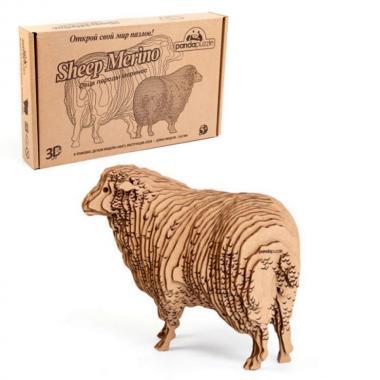 3D-ПАЗЛ «Овца». Возраст: 5+