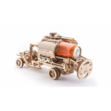 3D-пазл механический Ugears - Автоцистерна