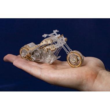 Механическая сборная модель Veter Models Чоппер V1