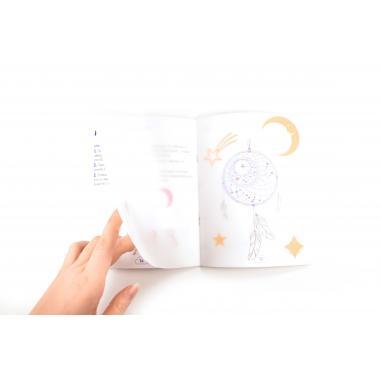 Книга с трафаретами для 3D ручки