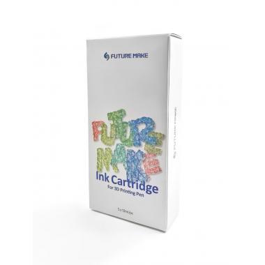 Набор картриджей для 3D ручки Polyes PS Микс B (5шт)