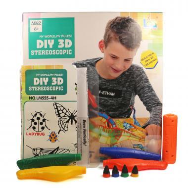 3D Magic Glue (4-е ручки в наборе)