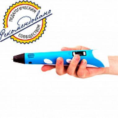 3D ручка Spider Pen PLUS с Дисплеем + набор пластика 40 метров