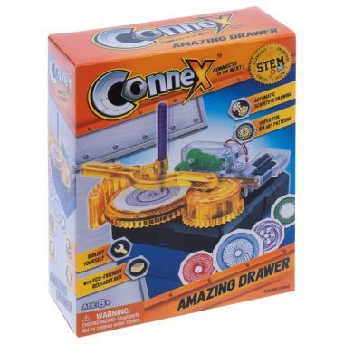 Набор научный Connex: игрушка-рисовальщик. Электронный конструктор