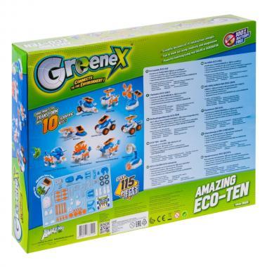 Набор научный Greenex: Зеленая энергия 3 в 1