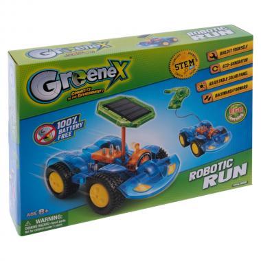 Набор научный Greenex: автомобиль на альтернативной энергии