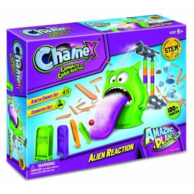 Набор STEM Chainex: Инопланетная реакция