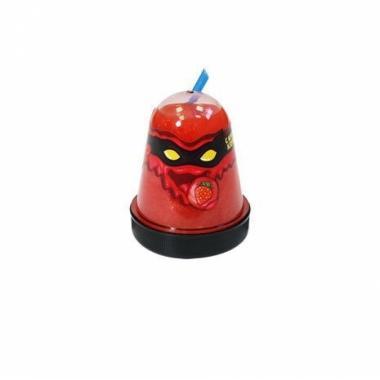 """Тянущийся слайм Slime """"Ninja"""", аромат клубники, 130 гр"""
