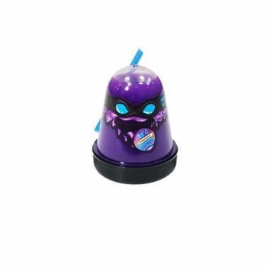 """Тянущийся слайм Slime """"Ninja"""", Меняет цвет на голубой, 130 гр"""