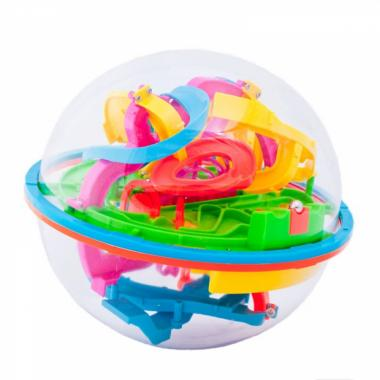 Шар-лабиринт Track Ball 3D 118 шагов - TB118