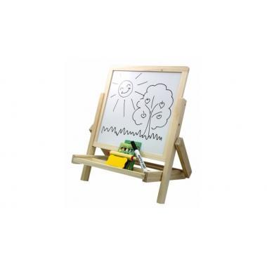 Доска для рисования двухсторонняя (мольберт)
