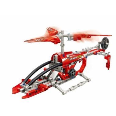 """3D-Конструктор SDL KID-CONSTRUCT """"Вертолет, 211 деталей"""""""