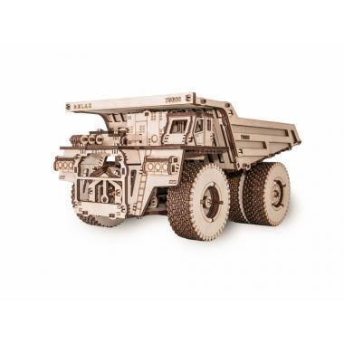 Конструктор деревянный 3D EWA BELAZ 75600